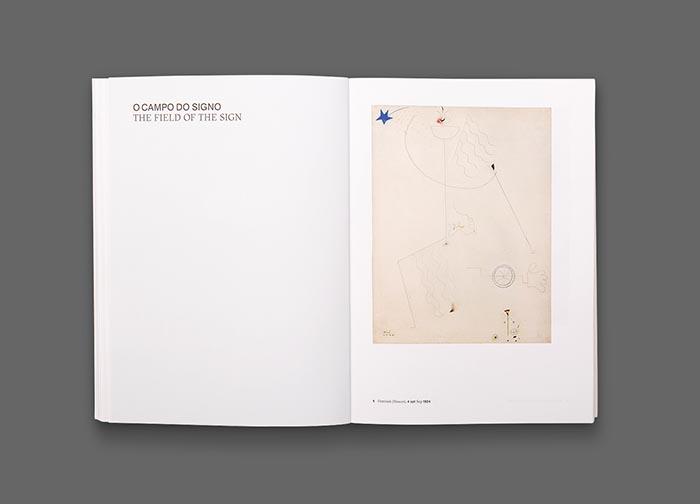 04 Diseño editorial catálogo Joan Miró Non verbal club