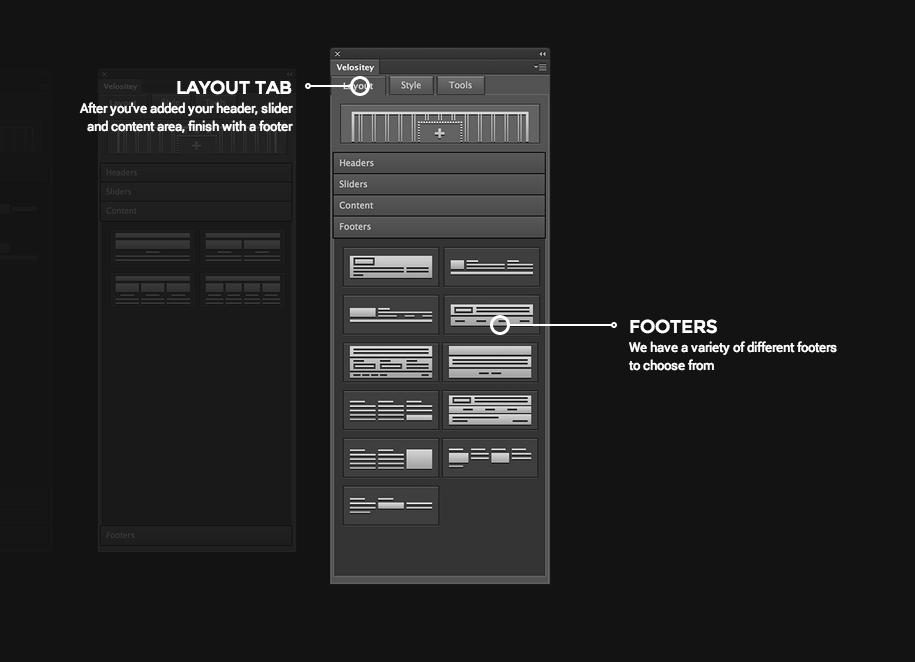 Plugins de photoshop para diseño web