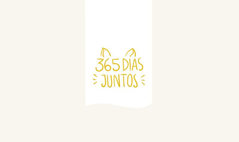 365 días juntos