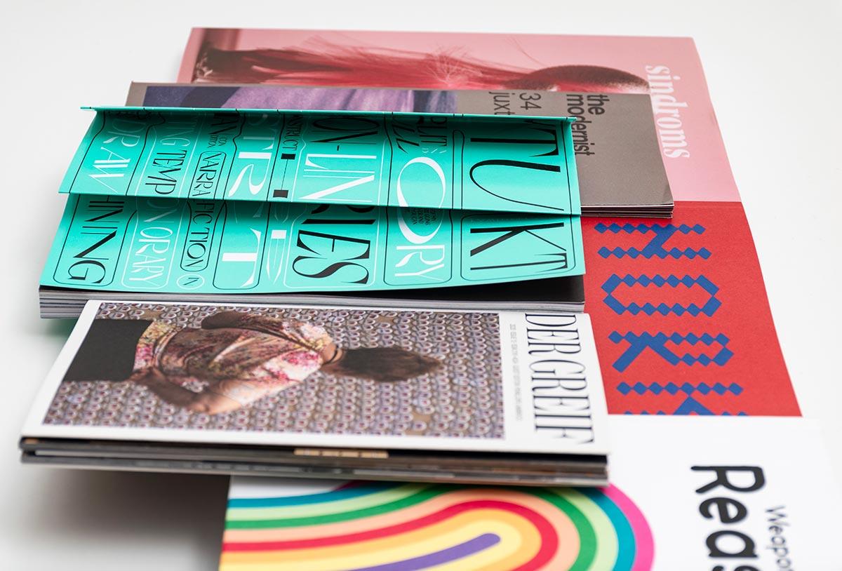 Varias revistas independientes