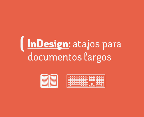 atajos indesign