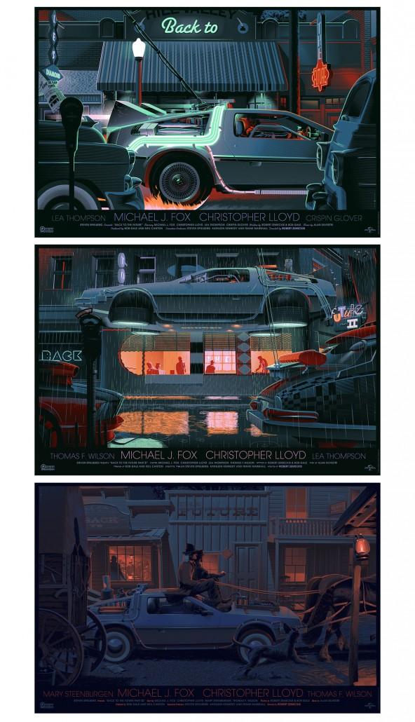 Back-To-The-Future-by-Laurent-Durieux-592x1030