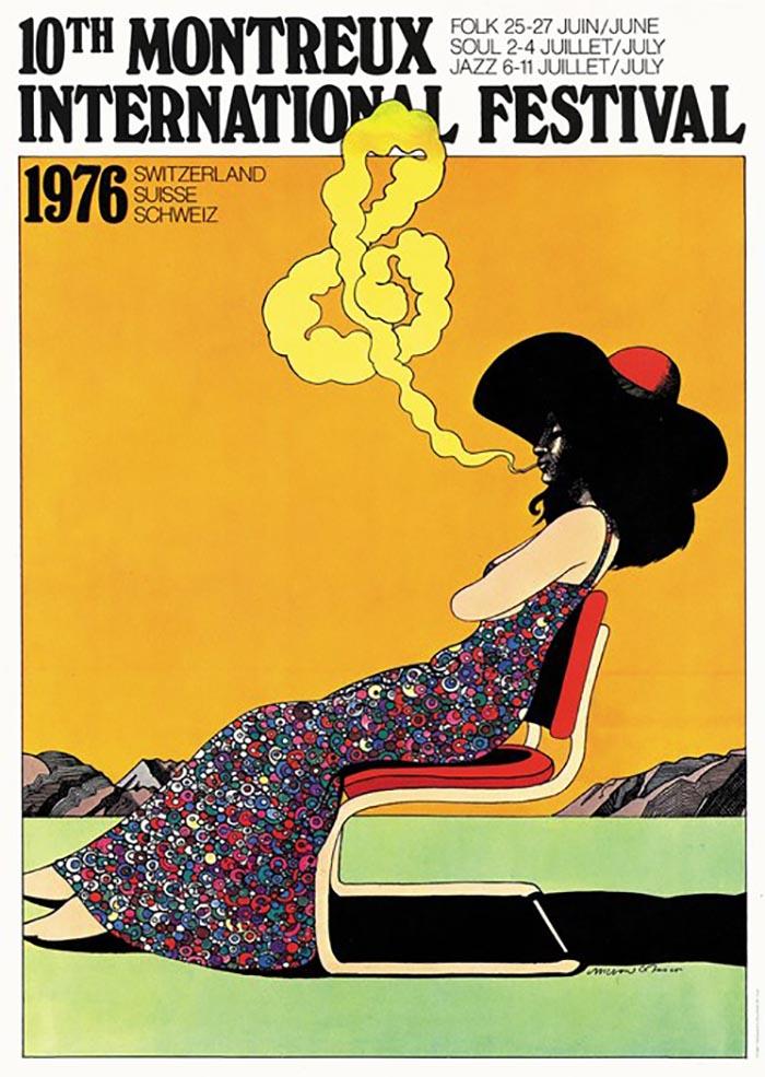 Milton Glaser poster diseño diseñador