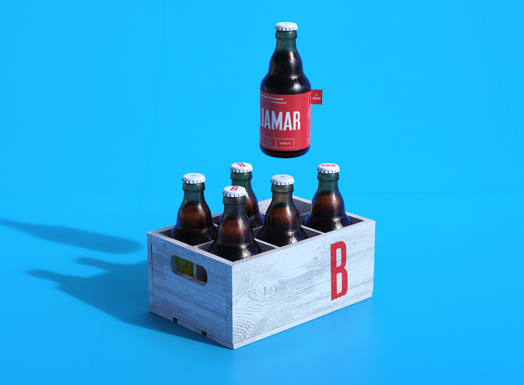 Packaging cerveza