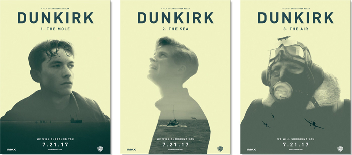 Cartel alternativo Dunkirk