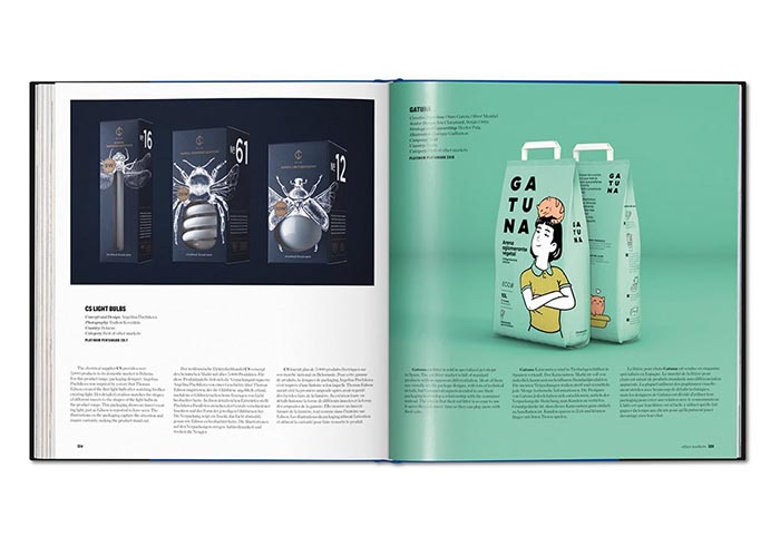 The Package Design Book libro pentawards