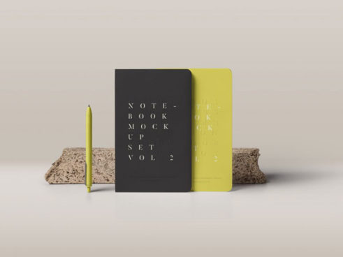 mockup-free-book