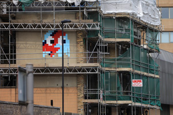 street art news invader cancun invasion ciudades pixel art 5
