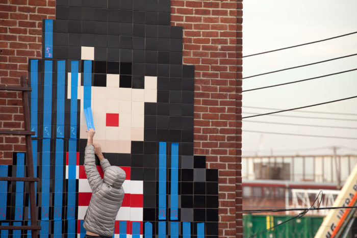 street art news invader invasion ciudades pixel art 5