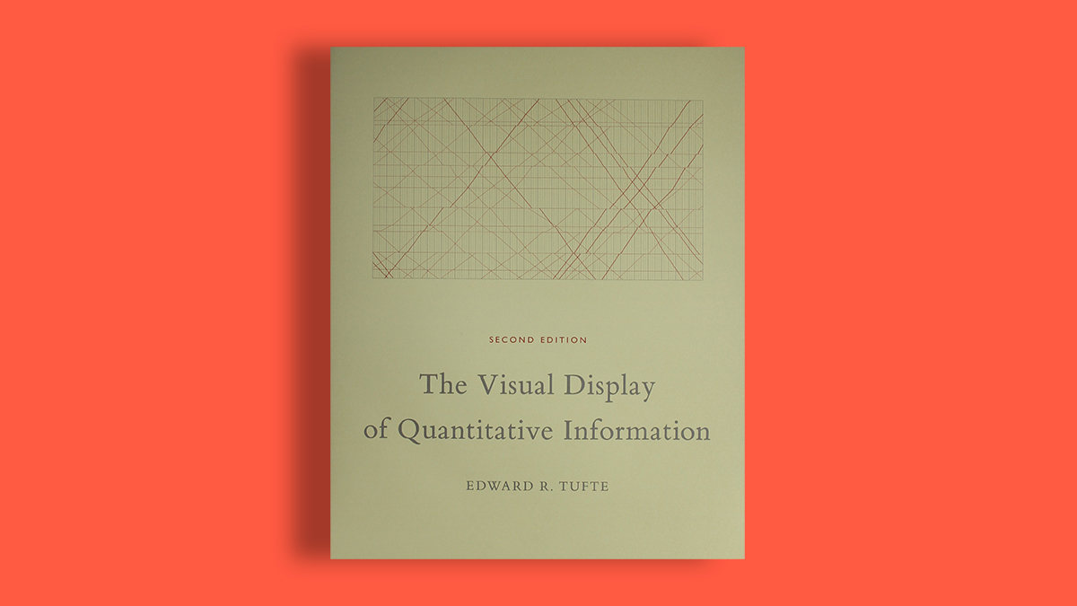 The Visual Display of Quantitative Information de Edward R. Tufte.